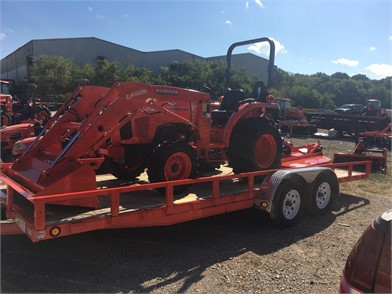 2018 Kubota L2501DT Package Deal